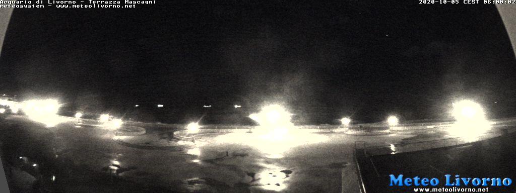 webcam Acquario di Livorno (LI)